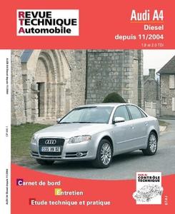 Revue Technique Audi A4 III (B7) diesel