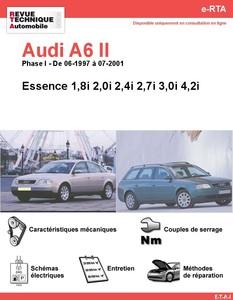 Revue Technique Audi A6 C5 essence