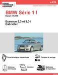 Revue Technique BMW Série 1 E88 essence