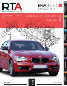 Revue Technique BMW Série 1 II 5 portes phase 1