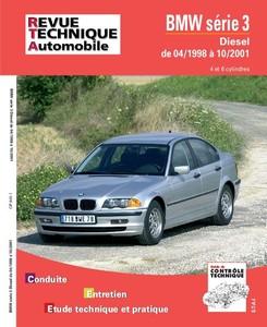 Revue Technique BMW Série 3 320/330 diesel