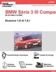 Revue Technique BMW Série 3 E36 Compact