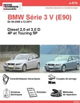 Revue Technique BMW Série 3 E90-E91 diesel