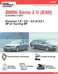 Revue Technique BMW Série 3 E90-E91 essence