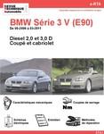Revue Technique BMW Série 3 E92-E93 diesel