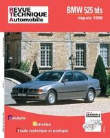 Revue Technique BMW Série 5 IV (E39) 525 tds