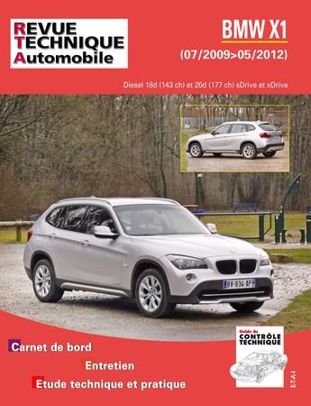 Revue Technique BMW X1 I (E84) phase 1