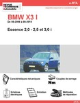Revue Technique BMW X3 E83 essence