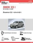 Revue Technique BMW X5 E53 essence
