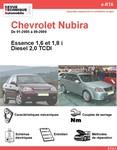 Revue Technique Chevrolet Nubira