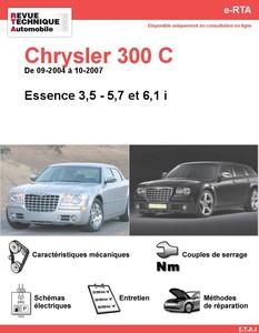 Revue Technique Chrysler 300C