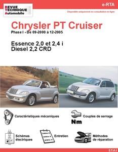 Revue Technique Chrysler PT Cruiser