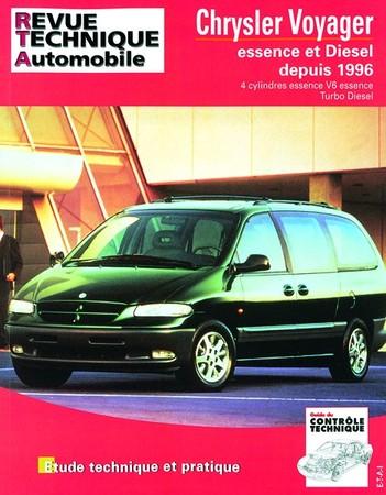 Revue Technique Chrysler Voyager III