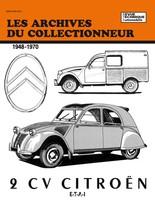 Revue Technique Citroën 2CV