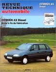 Revue Technique Citroën AX diesel