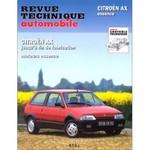Revue Technique Citroën AX essence