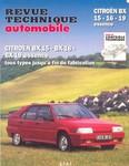 Revue Technique Citroën BX