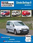 Revue Technique Citroën Berlingo II phase 2 HDI