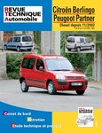 Revue Technique Citroën Berlingo et Peugeot Partner