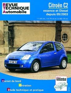 Revue Technique Citroën C2