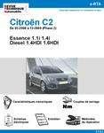 Revue Technique Citroën C2 Phase 2 Essence et Diesel