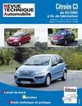 Revue Technique Citroën C3 I