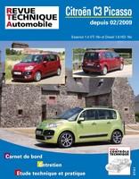 Revue Technique Citroën C3 Picasso