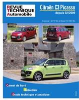 Revue Technique Citroën C3 Picasso phase 1