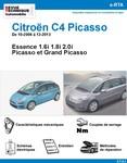 Revue Technique Citroën C4 Picasso I Essence