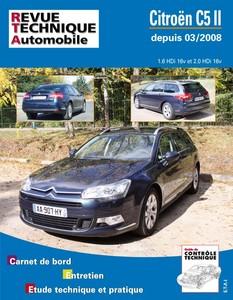 Revue Technique Citroën C5 2