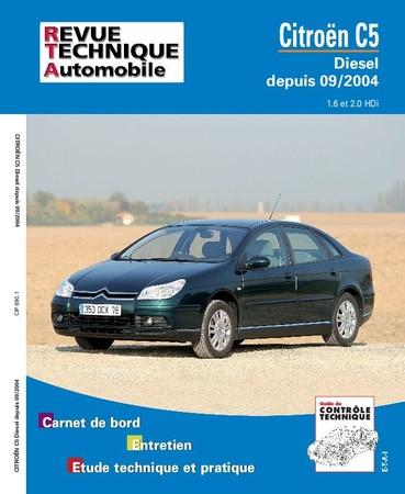 Revue Technique Citroën C5 I phase 2