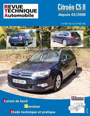 Revue Technique Citroën C5 II
