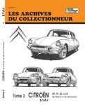 Revue Technique Citroën DS 19 20 21