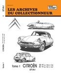 Revue Technique Citroën DS 19 et ID 19