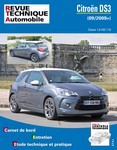 Revue Technique Citroën DS3