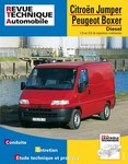 Revue Technique Citroën Jumper et Peugeot Boxer