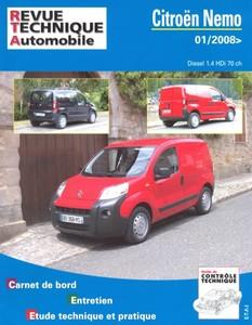 Revue Technique Citroën Nemo