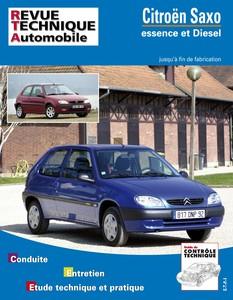 Revue Technique Citroën Saxo