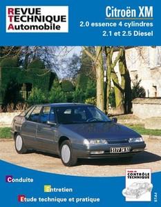 Revue Technique Citroën XM