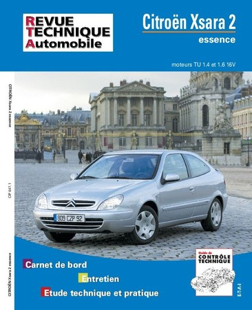 Revue Technique Citroën Xsara phase 2