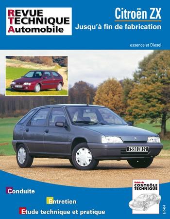 Revue Technique Citroën ZX