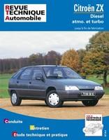 Revue Technique Citroen ZX diesel atmo et turbo