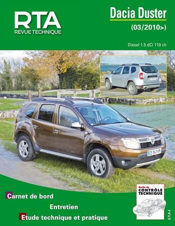 Revue Technique Dacia Duster I phase 1