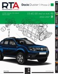 Revue Technique Dacia Duster I phase 2 dCi