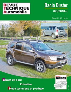 Revue Technique Dacia Duster diesel
