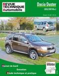 Revue Technique Dacia Duster phase 1 diesel