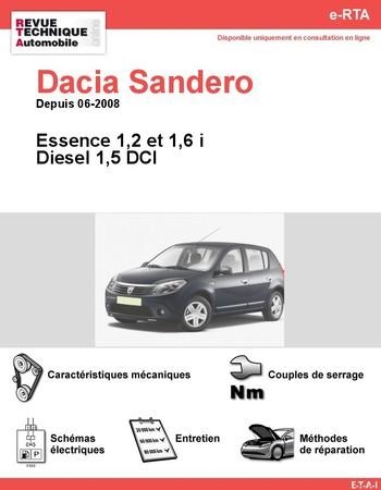 Revue Technique Dacia Sandero