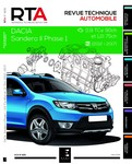 Revue Technique Dacia Sandero II