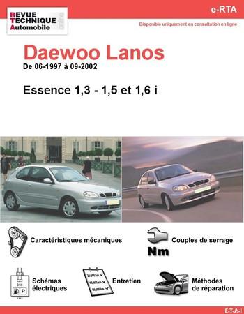 Revue Technique Daewoo Lanos