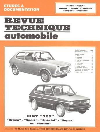 Revue Technique Fiat 127